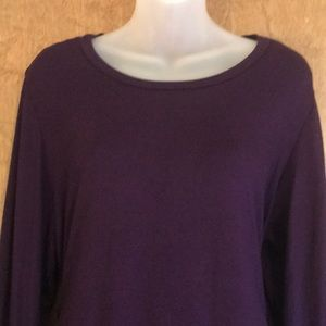 Dresses - NWT ONLY ONE!!! Pretty purple maternity dress